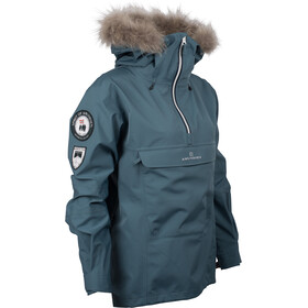 Amundsen Sports W's Peak Anorak Women Faded Blue